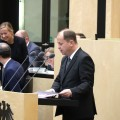 Minister Stamp Bundesrat 974. Sitzung