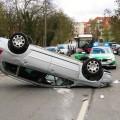 Unfall, Autounfall, Crash