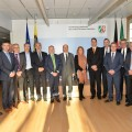 Gemeinsame Konferenz der Staatssekretäre aus NRW und Flandern
