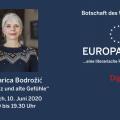 Einladung Europa erlesen Marica Borodzic