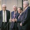 MP Kretschmann, MP Bouffier, MP Laschet, MP Seehofer