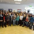 Austausch über europäische Fragen