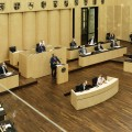 Plenarsaal des Bundesrates 1007. Sitzung