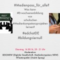 Medienpass Chat