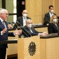 Bundesrat 1000. Sitzung Bundespräsident Steinmeier