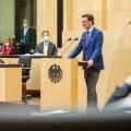 1000. Bundesrat Minister Wüst