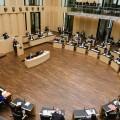 1008. Bundesrat, Plenarsaal