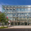 Das Haus der Landesvertretung NRW beim Bund