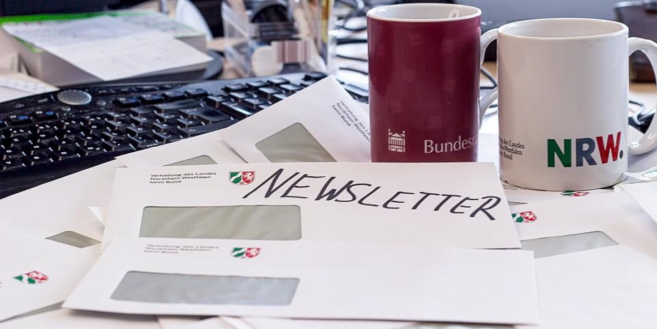 Newsletter, Briefe