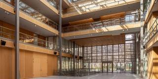 Landesvertretung Berlin Atrium