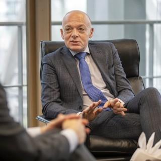 Botschafter Xuereb zum Antrittsbesuch bei Staatssekretär Speich