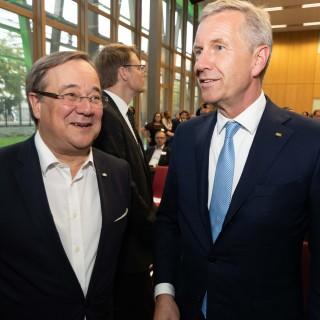 MP und Stiftungsratsvorsitzender