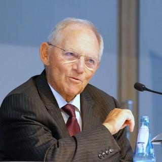 """Wolfgang Schäuble spricht über """"Die Sterbliche Seele der Freiheit"""""""