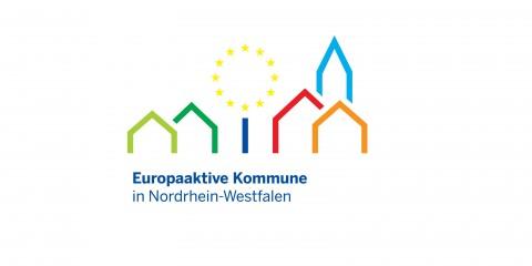 Europaaktive Kommune Banner