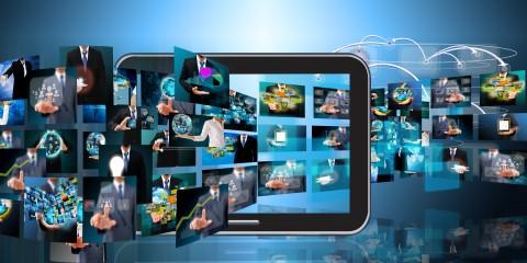 Medien Smartphone Internet Content
