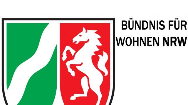 Bündnis für Wohnen NRW