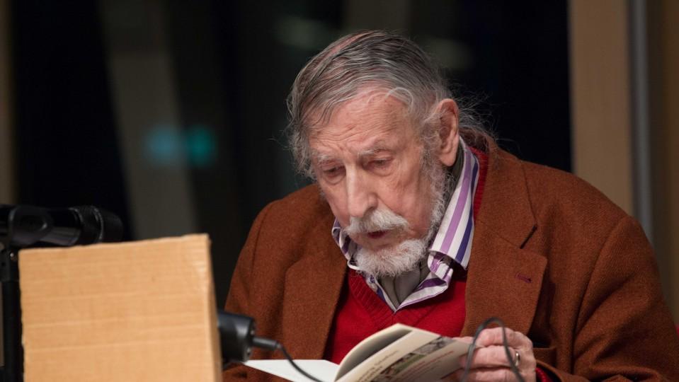 Lesung mit Georg Stefan Troller