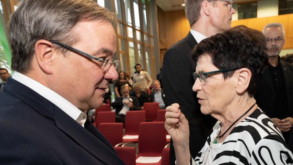MP und Prof.Dr. Süssmuth