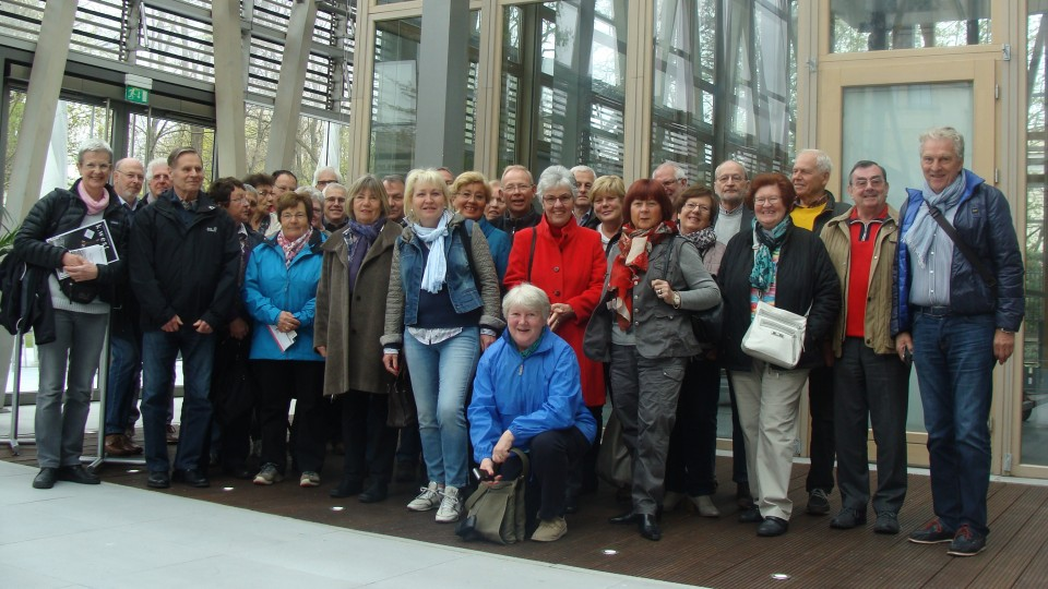 20.04.2016 Besuchergruppe Aachener Zeitung