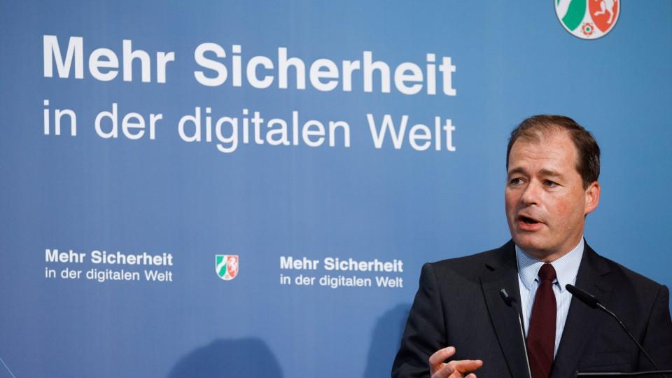 """Konferenz """"Mehr Sicherheit in der digitalen Welt"""""""