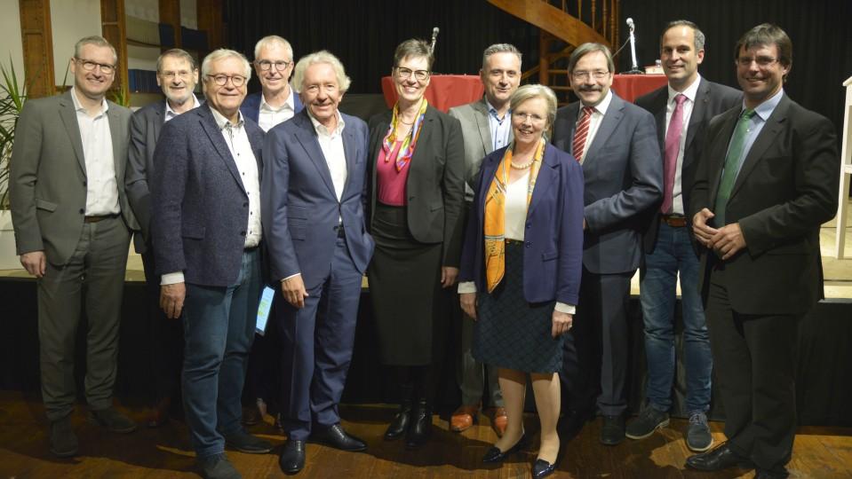 Minister zu Gast bei der Deutsch-Niederländischen Gesellschaft