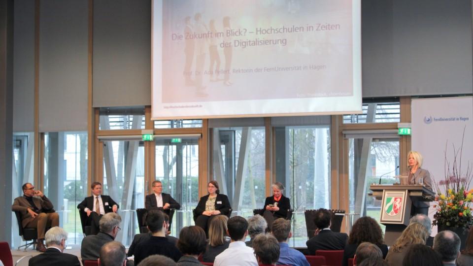 FernUni Hagen Digitalisierung Hochschulen