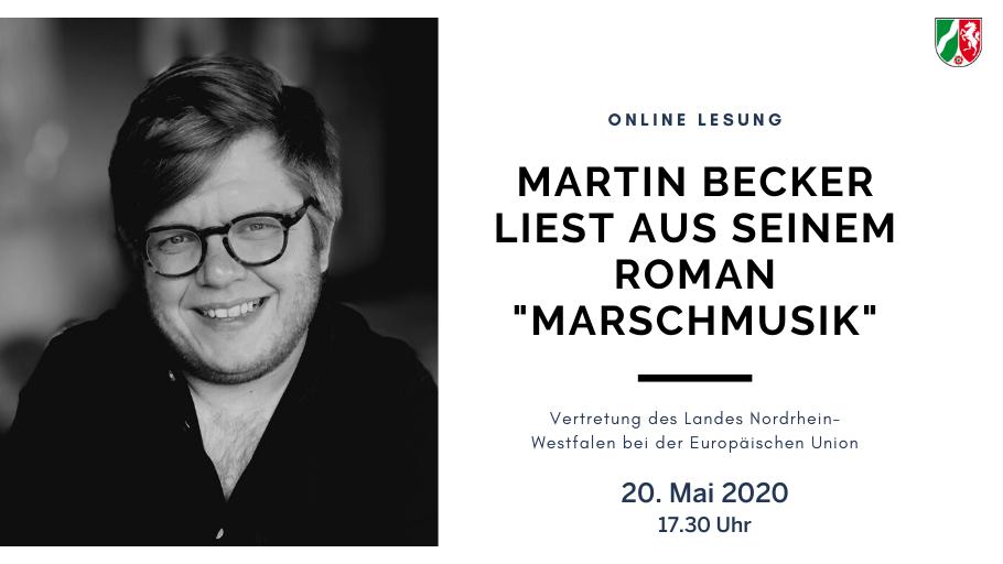 Marschmusik Ankündigung 20.05.2020