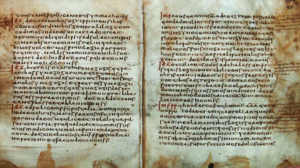Dekret Juden 321 Konstantin