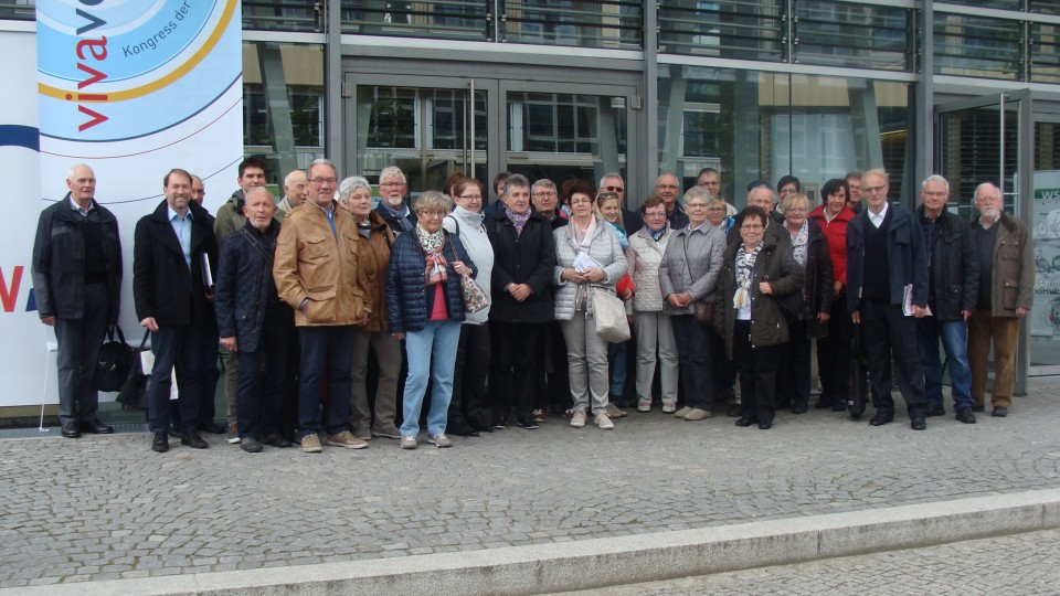 18.04.2016 Leserreise Ibbenbürener Volkszeitung