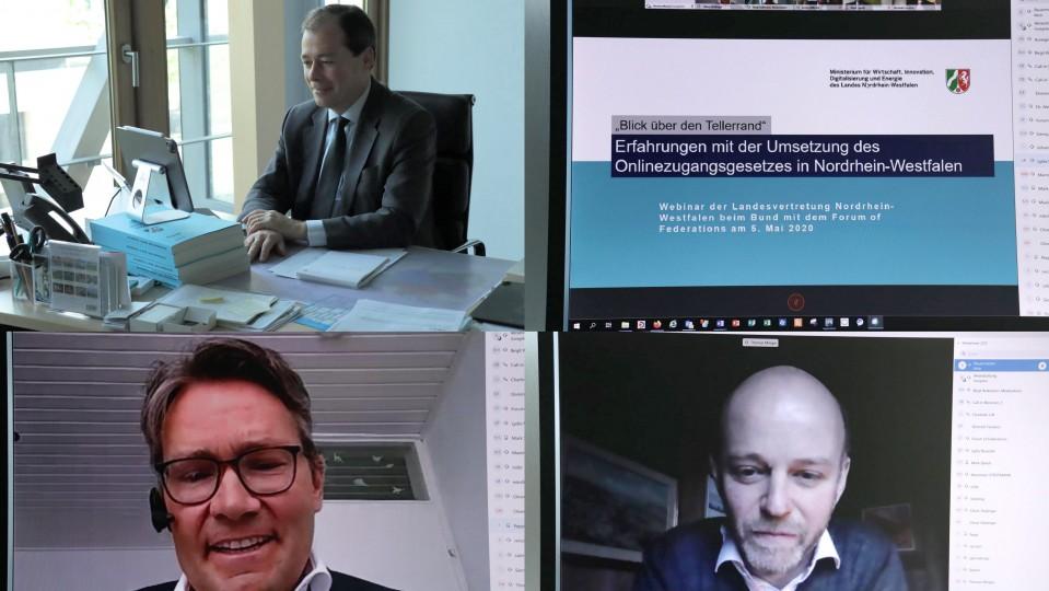 Forum of Federations Digitalisierung