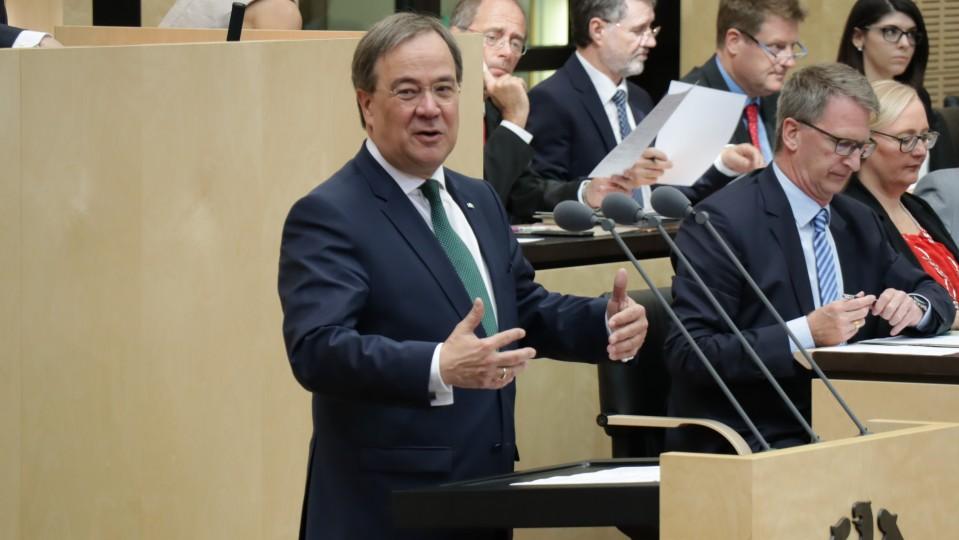 Armin Laschet 978. Bundesrat
