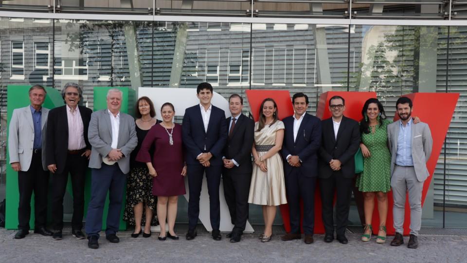 Besuchergruppe Kolumbien Juni 2019