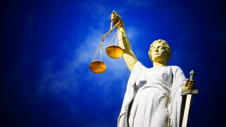 Justiz Gerechtigkeit iustitia