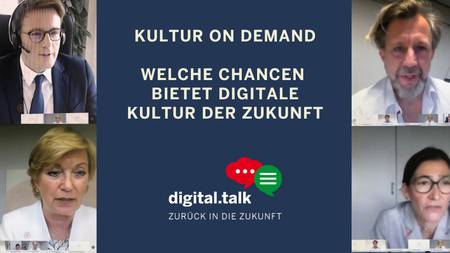 Kultur on demand | digitial talk