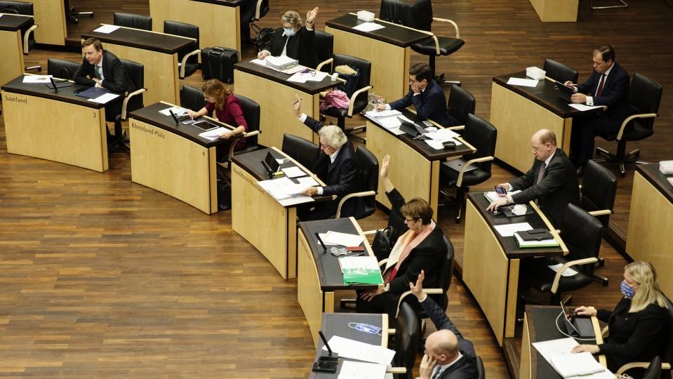 995. Sitzung des Bundesrates - 05