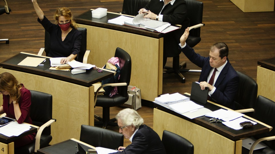 995. Sitzung des Bundesrates - 07
