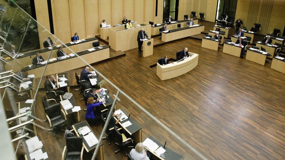 995. Sitzung des Bundesrates - 04
