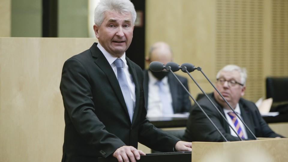 995. Sitzung des Bundesrates - 03