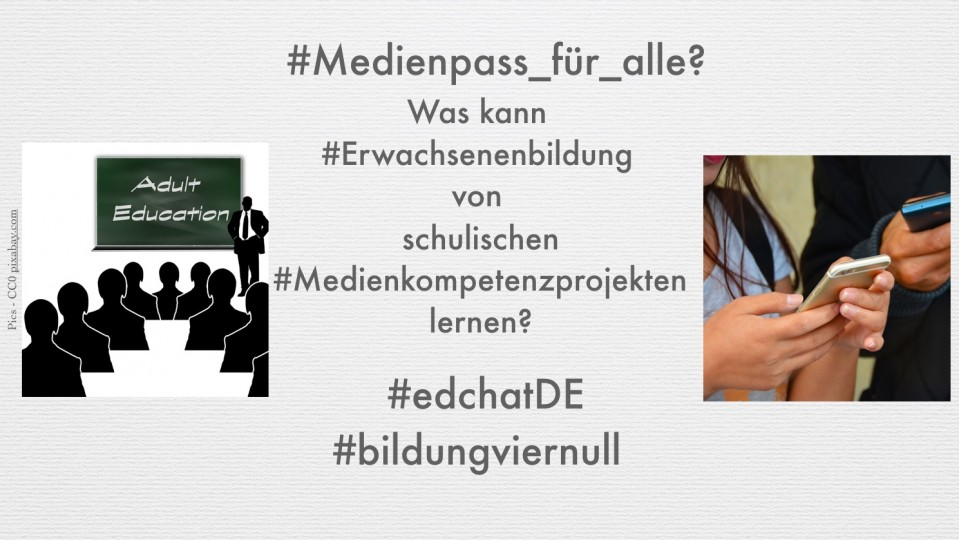 Medienpass Chat