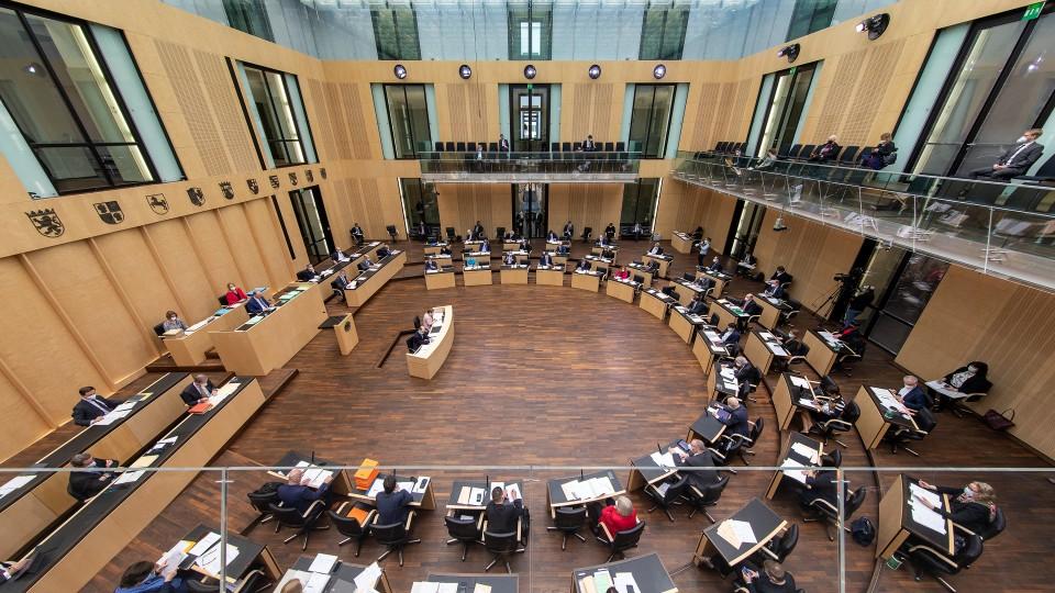 1002. Sitzung des Bundesrates, Plenarsaal