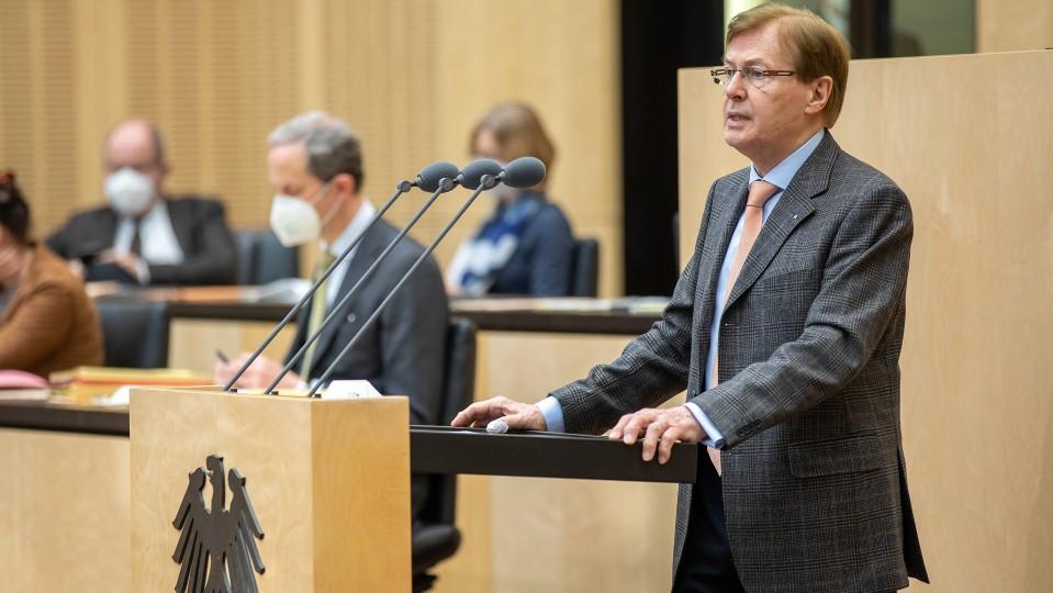 Minister Biesenbach 1002. Bundesrat