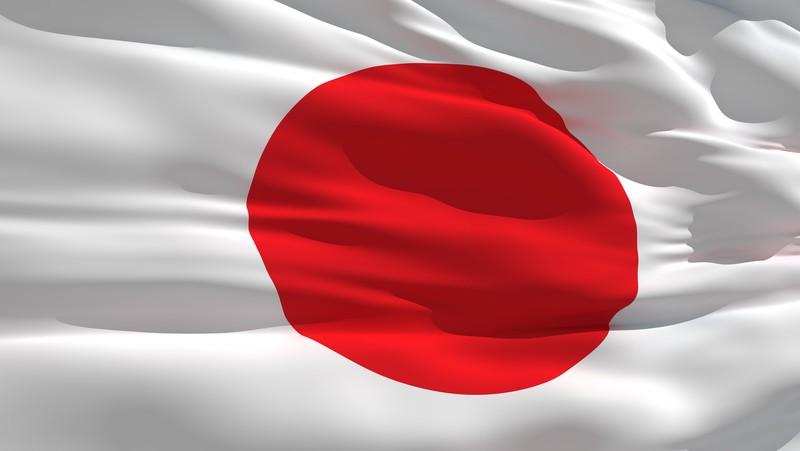 Japan Flagge