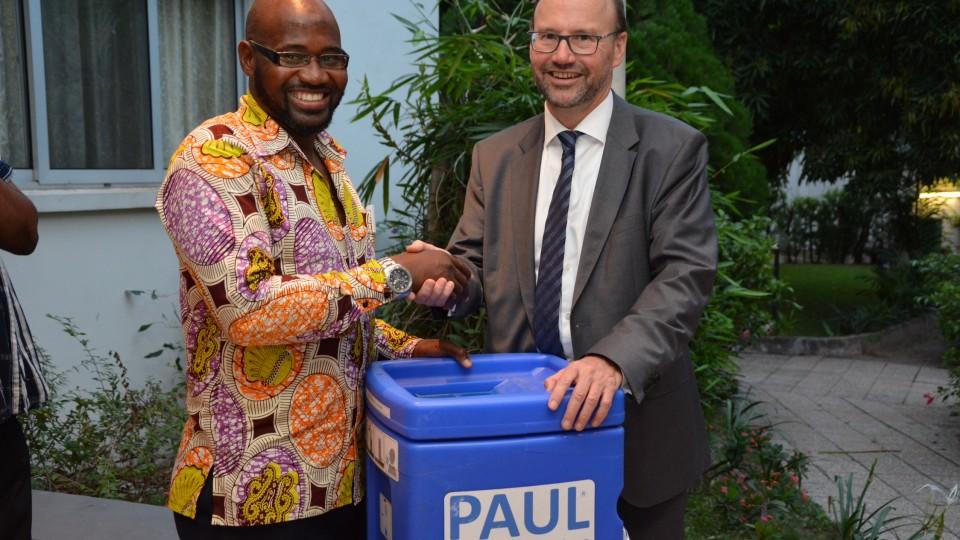 Ghanareise 2016 - PAUL