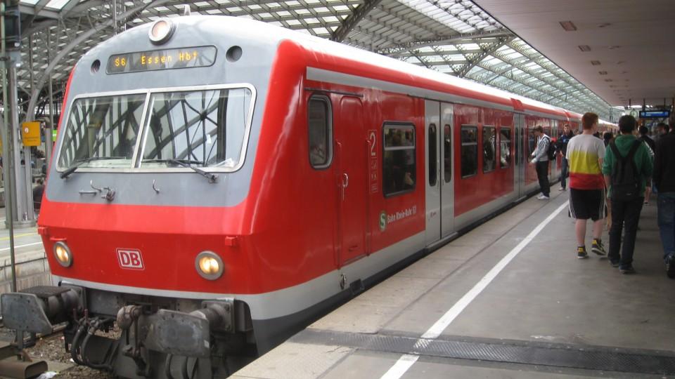 ÖPNV, S-Bahn