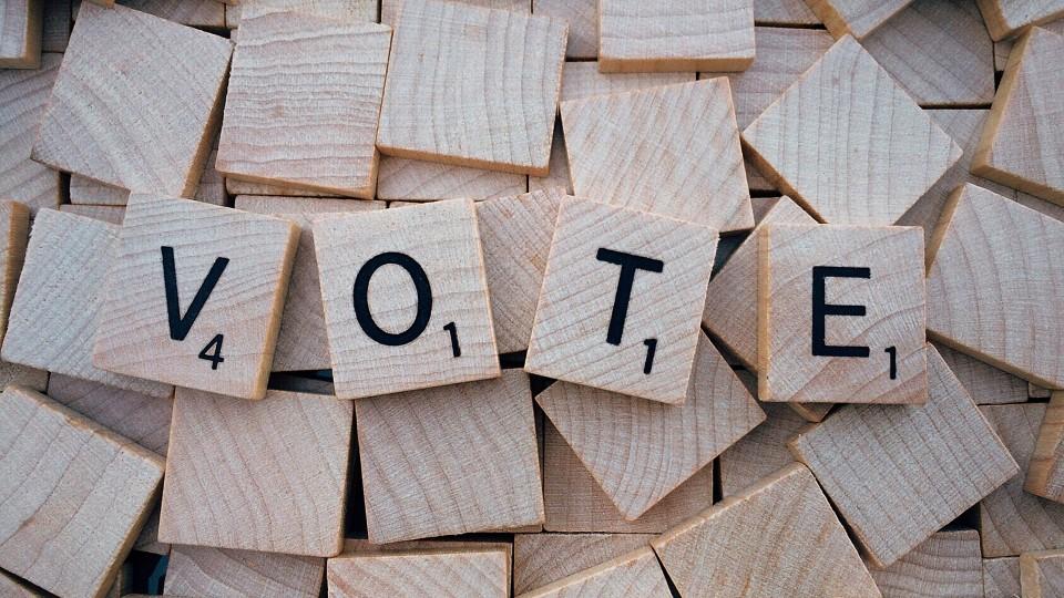 Vote Scrabble